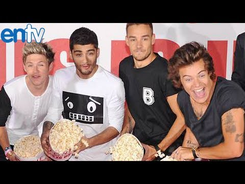 One Direction - This Is Us Movie Premiere - YouTube
