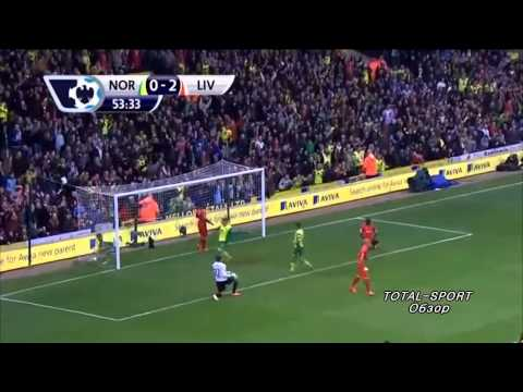 norwich vs liverpool 2014