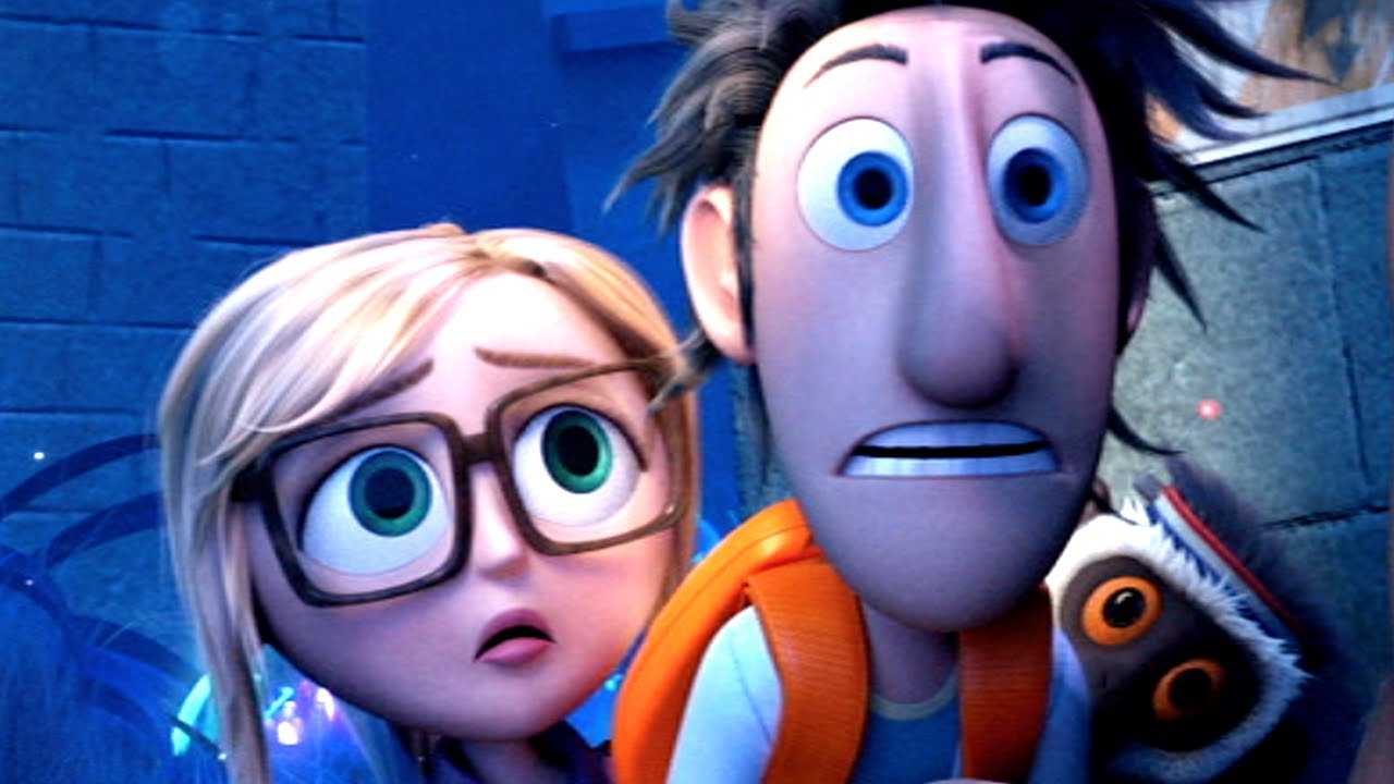 Video's van Cloudy with a chance of meatballs 2 trailer
