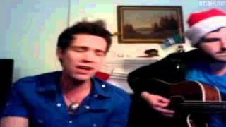 Drew Seeley & Brandon Slavinski - Into the fire live (lyrics) view on youtube.com tube online.