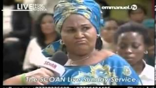 Nollywood Actress) Camilla Mberekpe Delivered From Demonic