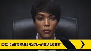 Tom Clancy's Rainbow Six Siege Official – E3 2015 White Masks Reveal – Angela Bassett [Europe]
