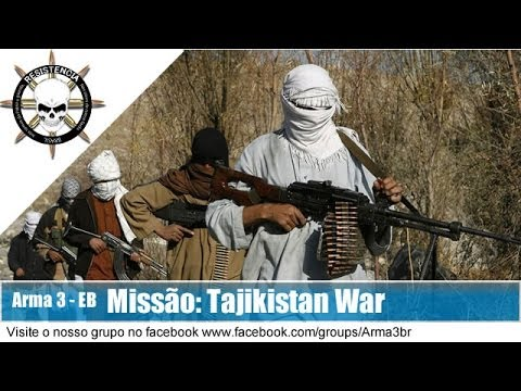 Arma 3 Tajikistan War