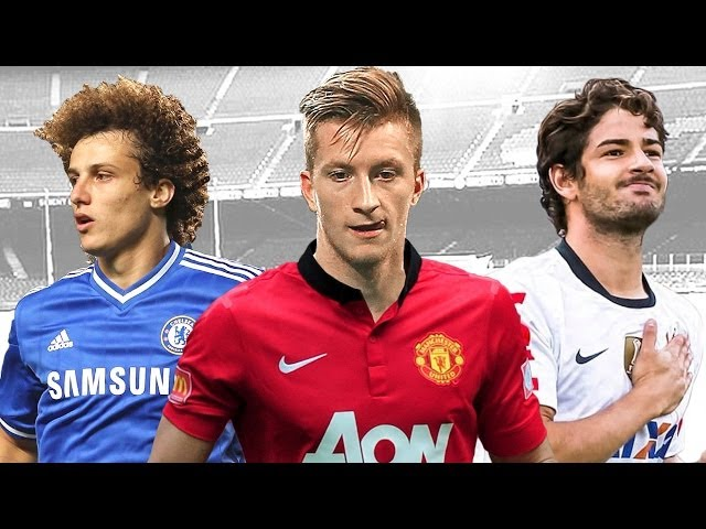 Transfer Talk | Marco Reus to Man Utd? Luiz to Bayern?