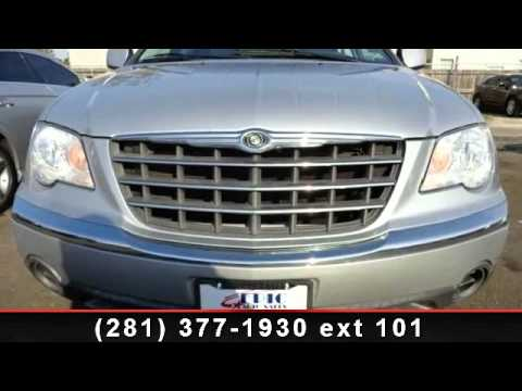 2007 Chrysler Pacifica - Epic Auto Sales - Cypress, TX 7742