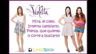 Veo, Veo Violetta Lyrics