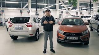 Продаю Весту и покупаю свой первый ВНЕДОРОЖНИК! Встречайте Nissan Terrano 2017! Жорик Ревазов.