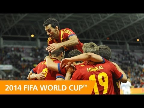 World Cup Team Profile: SPAIN