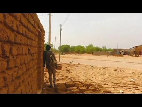 Tuareg rebels agree ceasefire in northern Mali