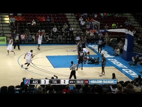 Mustafa Shakur Scores 31 points to lead 66ers to a win over Austin Toros