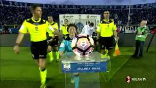 AC Milan grasp a draw at Atalanta