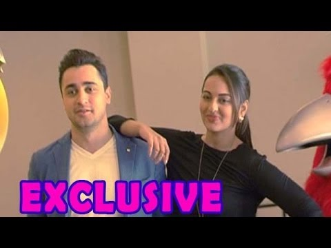 Sonakshi Sinha & Imran Khan EXCLUSIVE INTERVIEW | Rio 2