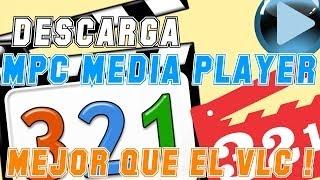 Descarga Media Player Classic 2014 [Full O Portable