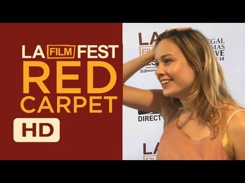 Short Term 12 Red Carpet Interviews - Brie Larson, John Gallagher Jr. - HD Movie