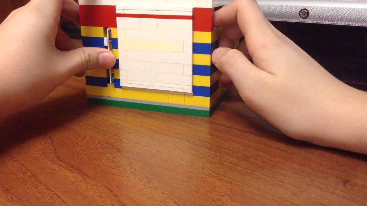 Смотреть как сделать лего сейф