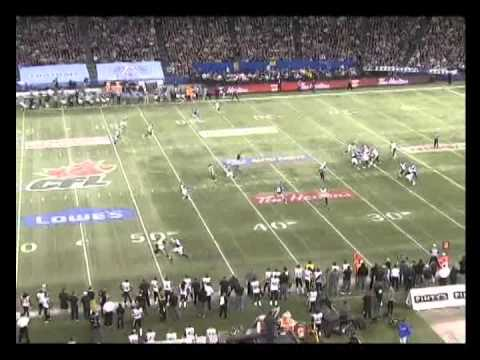 Marcus Ball #6 Toronto Argonauts 2013 Season Highlights