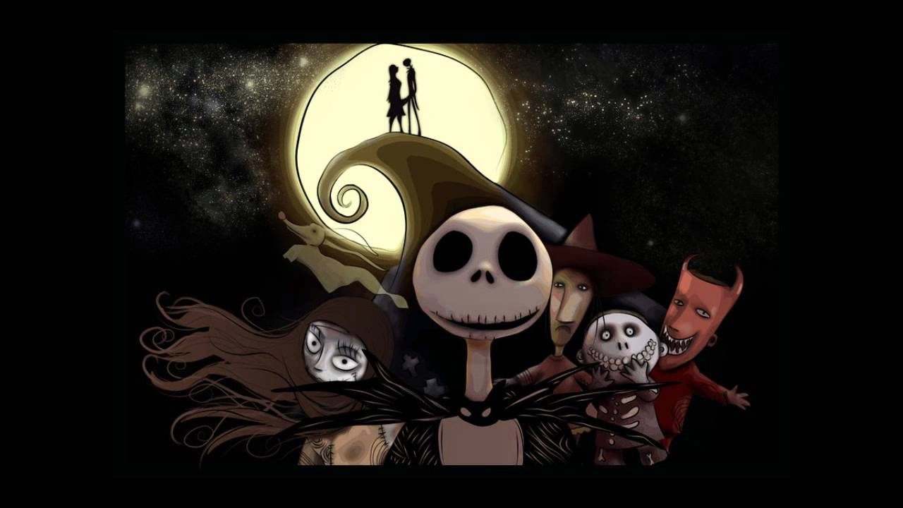 Nightmare before Christmas theme song (remix) - YouTube