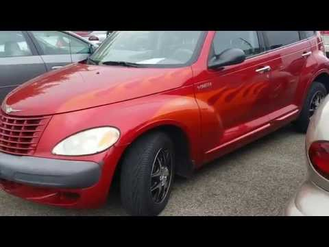 2002 Chrysler PT Cruiser for Mary by Wayne Ulery