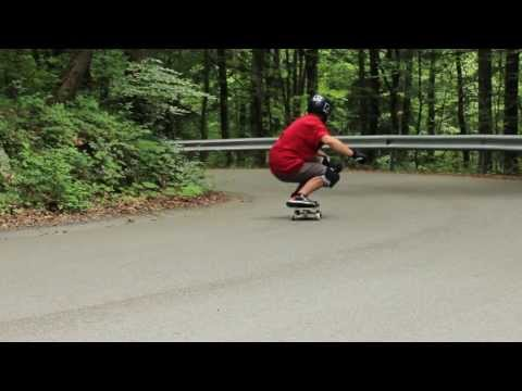 Darkwood Longboards - Krim Session