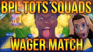BLACK PEOPLE TOTS MATCH (FIFA 14)