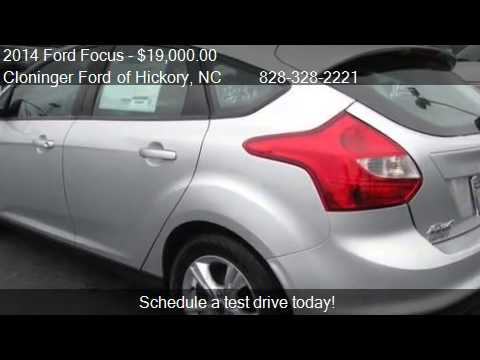 2014 Ford Focus SE - for sale in Hickory, NC 28602