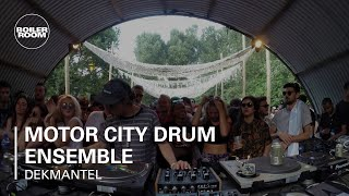 Motor City Drum Ensemble Boiler Room x Dekmantel Festival DJ Set