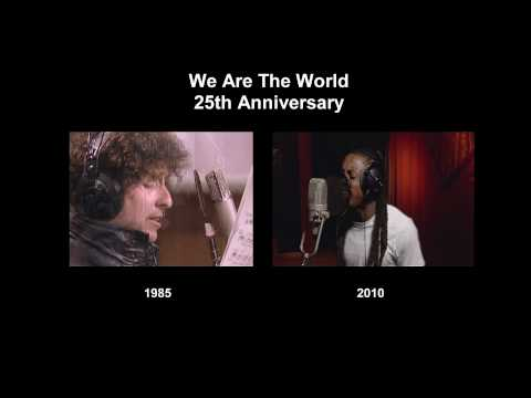 We Are The World Africa & Haiti Mix 25th anniversary HD 1080p