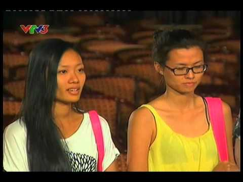 Viet nam next top model 2012 - Tập 7 (full) - Catwalk nâng cao - Viet nam next top model 2012
