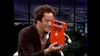 Johnny Carson: Albert Brooks and his Electronic Friend Buddy, 1983