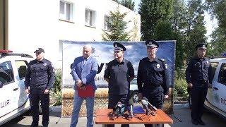 У ХНУВС відбулася презентація проекту «Поліцейський офіцер громади»
