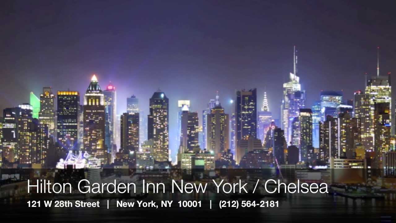 Hilton Garden Inn New York Chelsea Madison Square