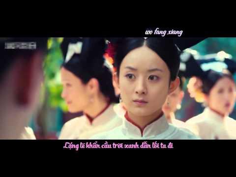 [Vietsub+Kara] Cung dưỡng ái tình (MV Cung tỏa Trầm Hương) - Trương Kiệt, Trương Lương Dĩnh