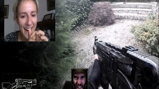 Ako vyzer� live action fps hra?