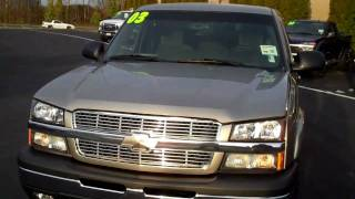 2003 Chevrolet Silverado 1500 Extended Cab 4X4 Art Gamblin Motors Tim Smith V1938A videos