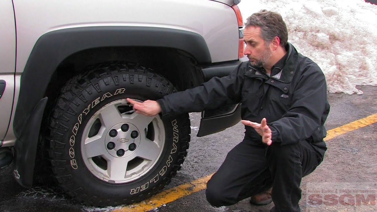Goodyear Wrangler Duratrac Off Road Tire Youtube