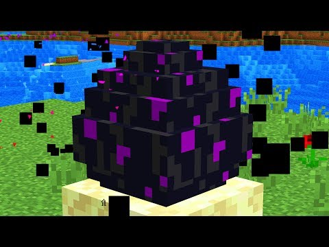 HOW TO HATCH THE ENDER DRAGON EGG!