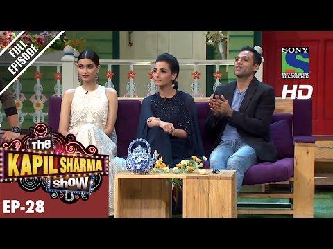 The Kapil Sharma Show - दी कपिल शर्मा शो–Ep-28- Star Cast of Happy Bhag Jayegi - 24th July 2016