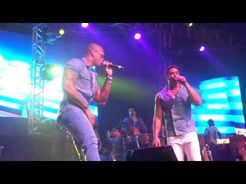 Harmonia do Samba & Léo Santana. RJ