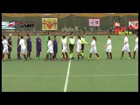 Res Roma-Fiorentina 0-4 integrale