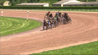 Grand National du Trot Paris - Turf 2014 - Agen - La course