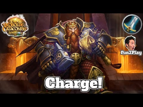 Gameplay Sudden Genesis Big Warrior Kobolds And Catacombs | Hearthstone Guide How To Play