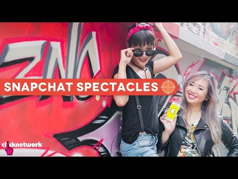 Snapchat Spectacles - Hype Hunt: EP22