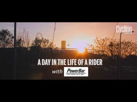 A day in the life of a rider's winter training