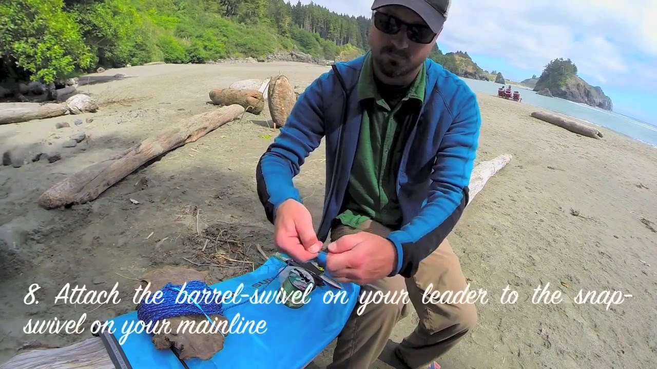 How to Make a Handline for Fishing