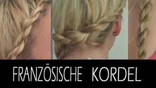 diy kordel wie mache ich eine kordel selber deutsche anleitung videos de kordel clips de. Black Bedroom Furniture Sets. Home Design Ideas