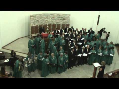 CULTO COMPLETO - Coral Evangélico de SP na IPI Central de Pilar do Sul (1/3)