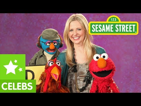 Sesame Street: Sara Michelle Gellar is Disappointed