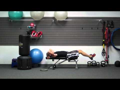 Coach Kozak's MMA Abs Workout - MMA Exercises for Abdominals - HASfit Mixed Martial Arts Training