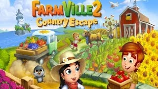 FarmVille 2: Country Escape Universal HD (Sneak Peek