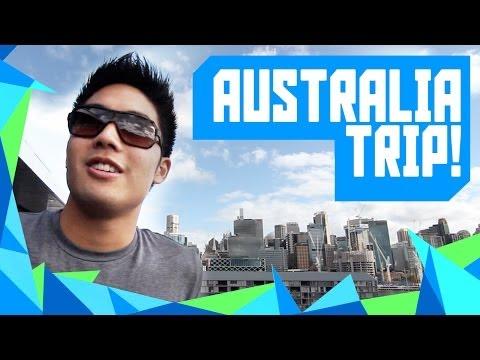 Youtube Fanfest in Australia!